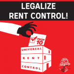 LEGALIZE RENT CONTROL!