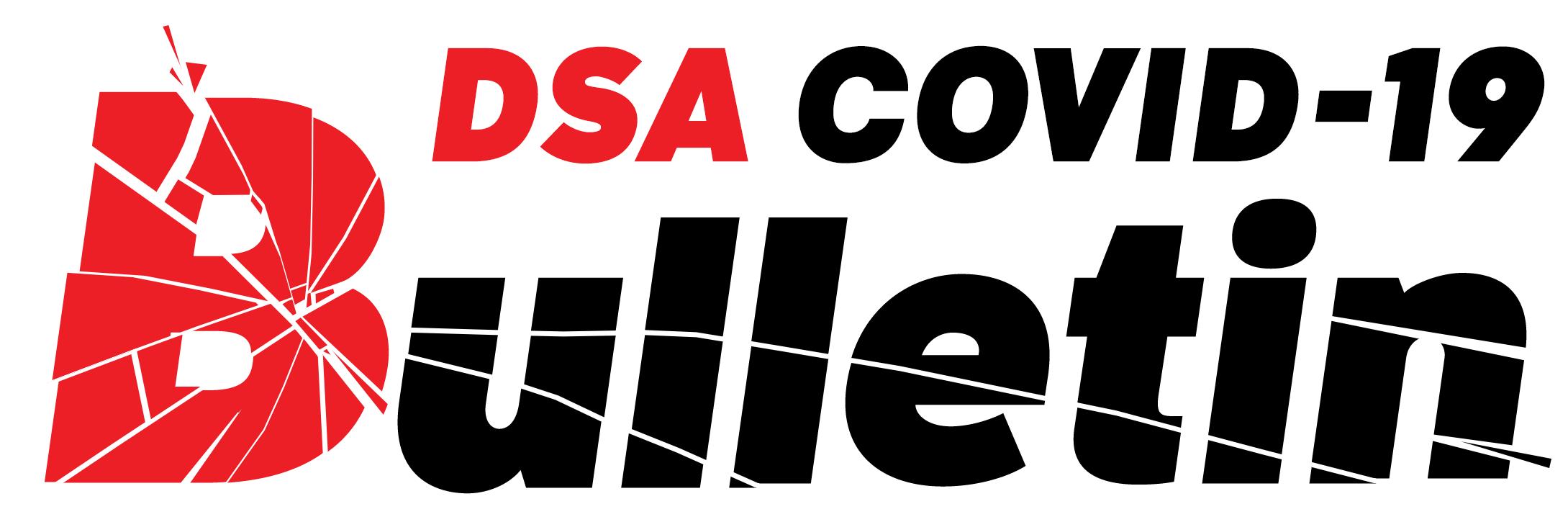 DSA COVID19 Bulletin