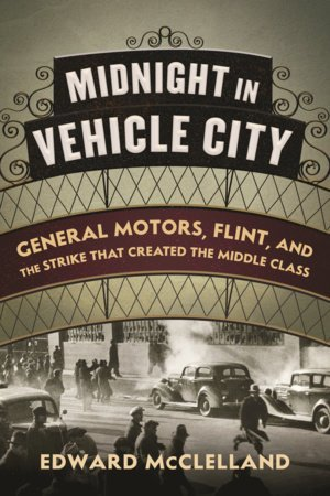 "Cover, ""Midnight in Vehicle City."""