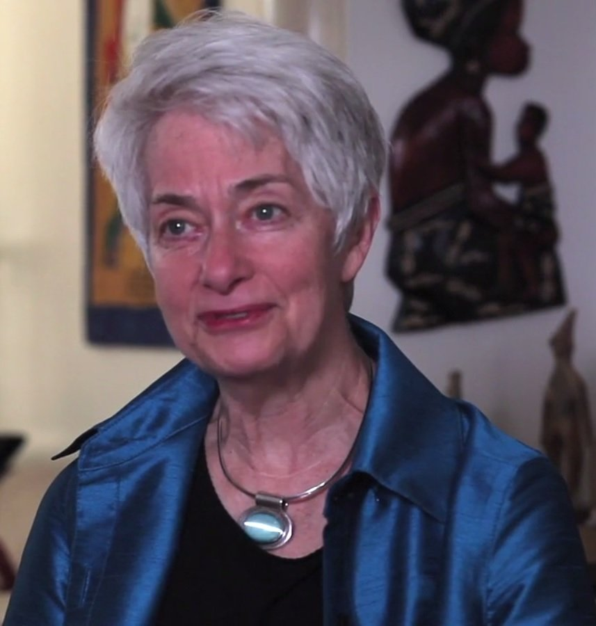 Heather Booth, a founder of the Jane Collective.